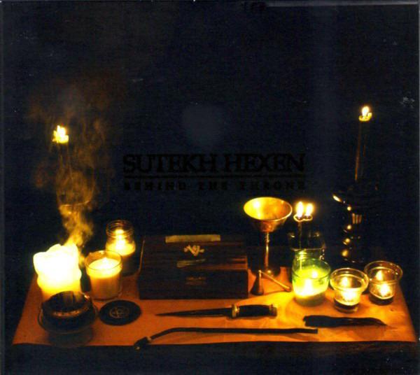 Sutekh Hexen - Behind the Throne
