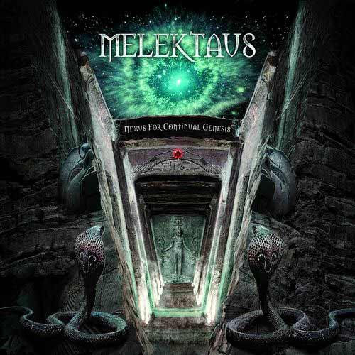 Melektaus - Nexus for Continual Genesis