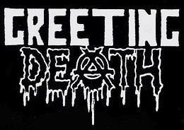 Greeting Death - Logo