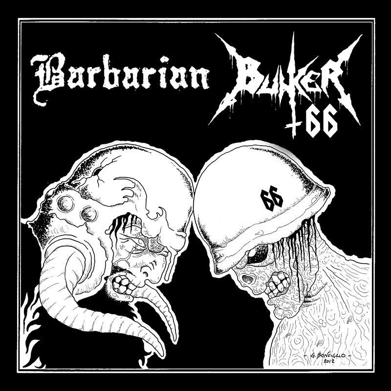 Bunker 66 / Barbarian - Barbarian / Bunker 66