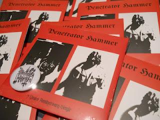 Penetrator Hammer - 7 Years Anniversary Single