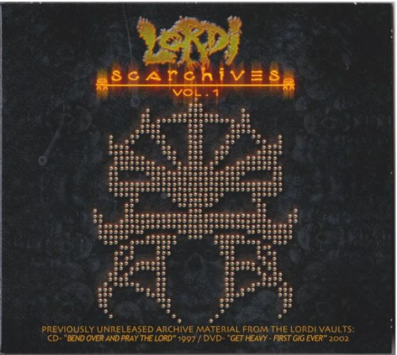 Lordi - Scarchives Vol.1