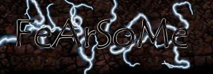 Fearsome - Logo