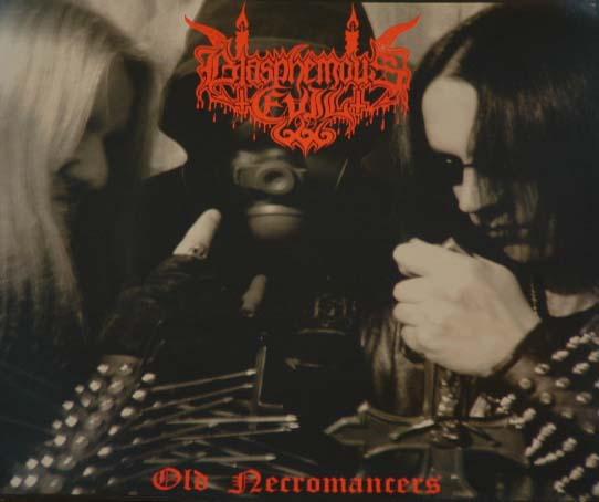Blasphemous Evil - Old Necromancers