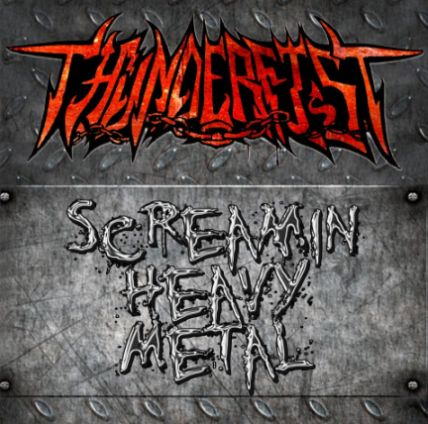 Thunderfist - Screamin' Heavy Metal