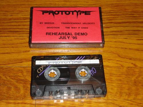 Prototype - Rehearsal Demo 1995