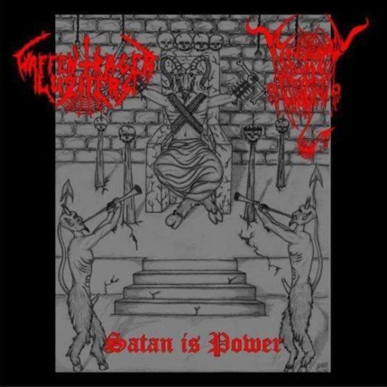 Black Angel / Waffenträger Luzifers - Satan Is Power