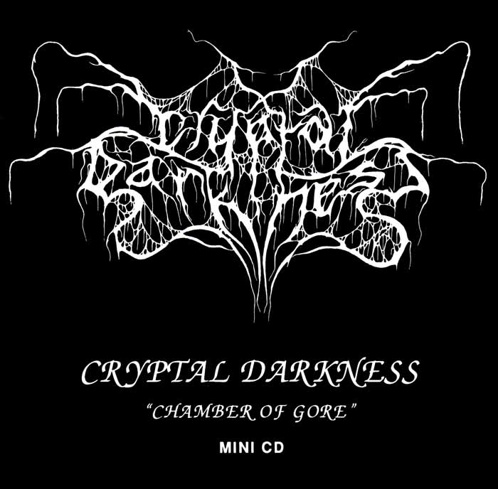 Cryptal Darkness - Chamber of Gore