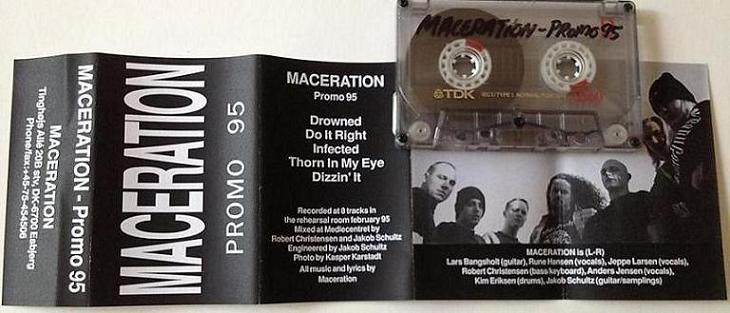 Maceration - Promo 95