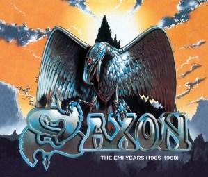 Saxon - EMI Years (1985-1988)