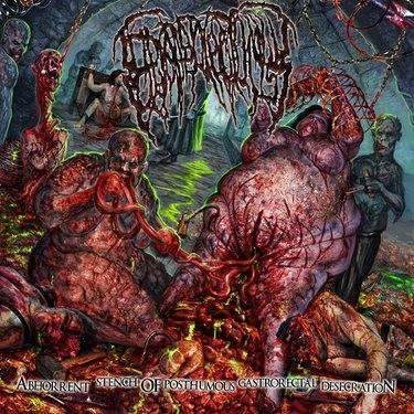Epicardiectomy - Abhorrent Stench of Posthumous Gastrorectal Desecration