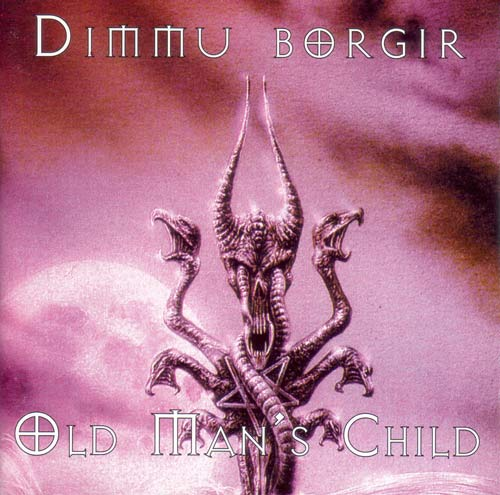 Dimmu Borgir / Old Man's Child - Devil's Path / In the Shades of Life