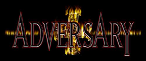 Adversary - Logo