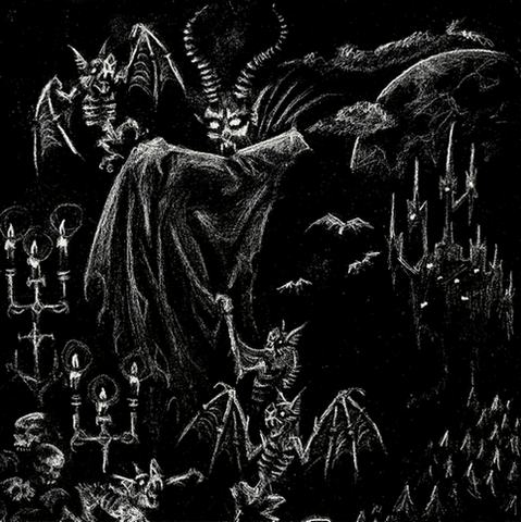 Satanic Warmaster - In Eternal Fire / Ghost Wolves
