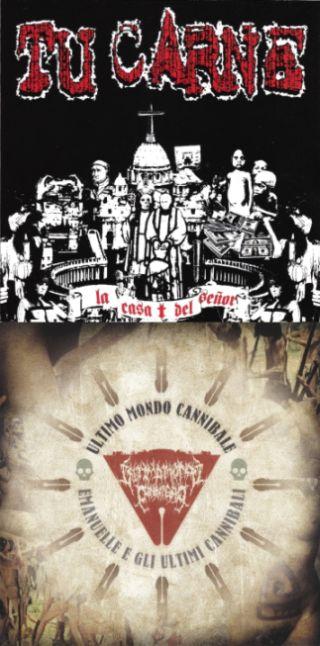 Tu Carne / Ultimo Mondo Cannibale - La casa del señor / Emanuelle e gli ultimi cannibali