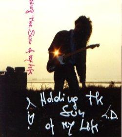 Daniele Liverani - Holding the Sun of My Life