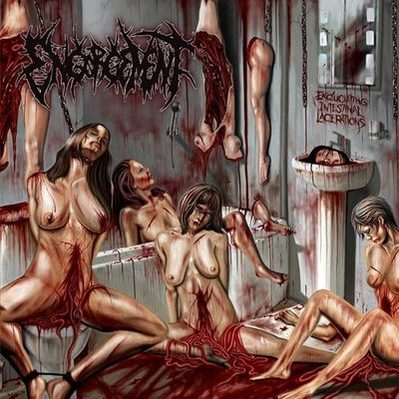 Engorgement - Excruciating Intestinal Lacerations