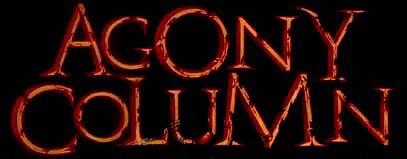 Agony Column - Logo