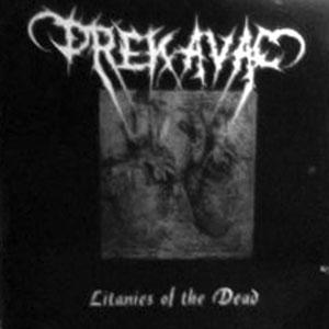Drekavac - Litanies of the Dead