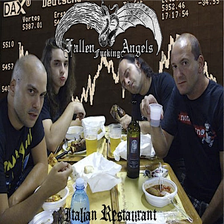 Fallen Fucking Angels - Italian Restaurant