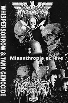 Whispersorrow / Tank Genocide - Misanthropie et Rêve