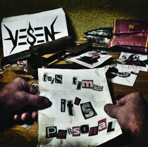 Vesen - This Time It's Personal