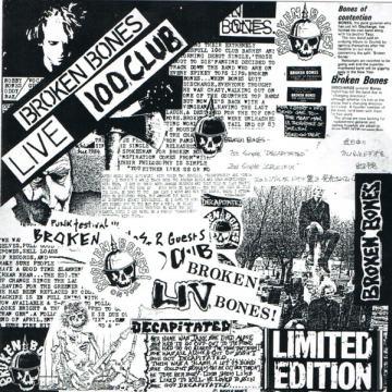 Broken Bones - Live 100 Club