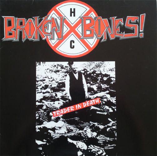 Broken Bones - Trader in Death