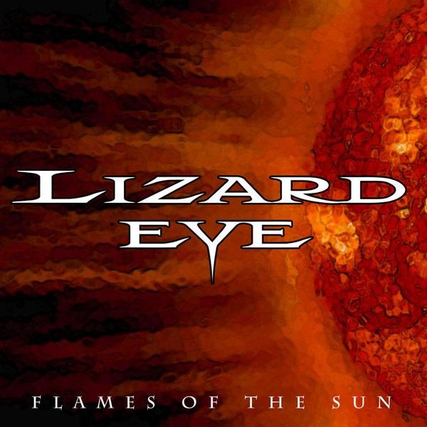 Lizard Eye - Flames of the Sun