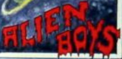 Alien Boys - Logo