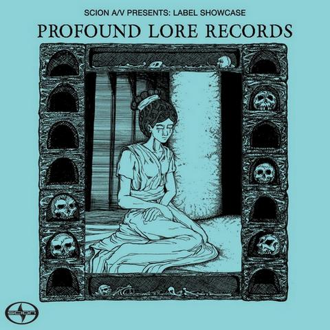 Yob / Loss / The Atlas Moth / Wolvhammer / Pallbearer - Label Showcase - Profound Lore Records