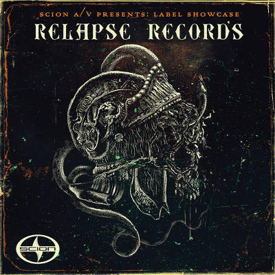 Exhumed / Revocation / Black Tusk / Tombs - Label Showcase - Relapse Records