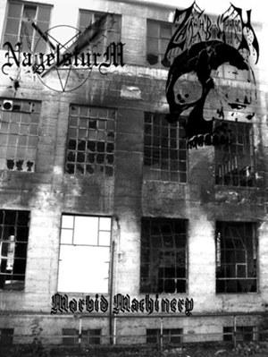 Zarach 'Baal' Tharagh / Nagelsturm - Morbid Machinery