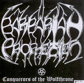 Barbarian Prophecies - Conquerors of the Wolfthrone