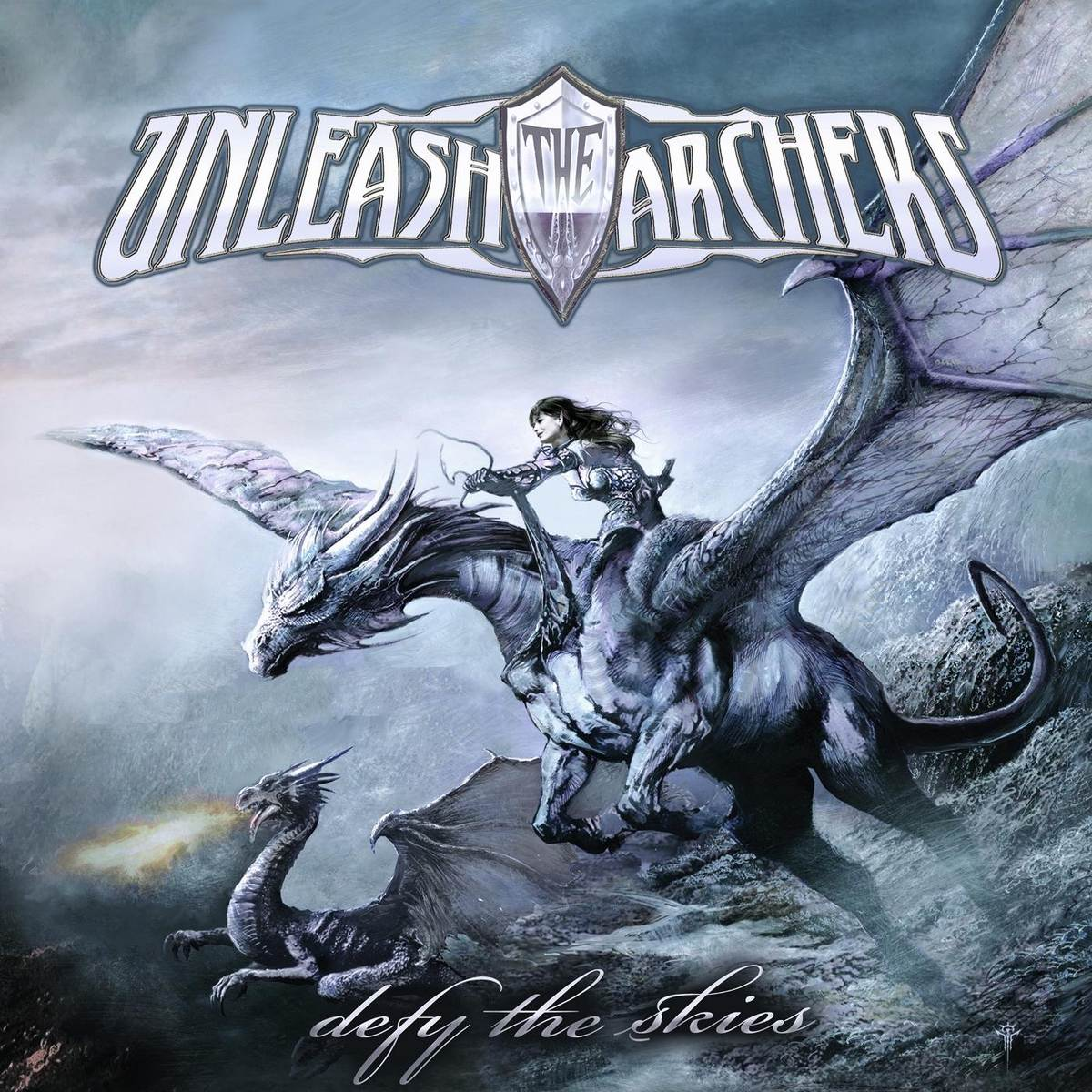 Unleash the Archers - Defy the Skies