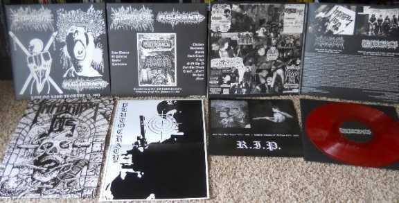Immortal Fate / Plutocracy - Live on KZSU January 13, 1993