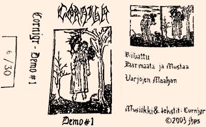 Cornigr - Demo # 1