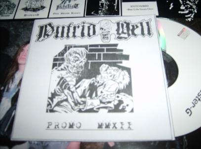 Putrid Yell - Promo MMXII