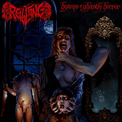 revolting - hymns of ghastly horror
