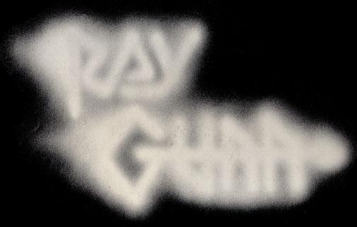 Ray Gunn - Logo