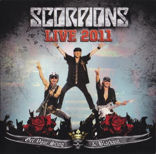 Scorpions - Get Your Sting & Blackout - Live 2011