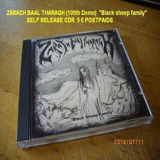 Zarach 'Baal' Tharagh - Demo 100 - Black Sheep Family