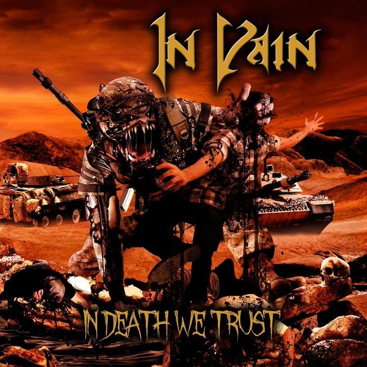 In Vain - In Death We Trust