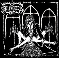 Hellboozer Union - Devouring Crucified Whores Servants