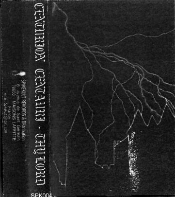 ThyLord / Centurion Centauri - Postmortem Rituals / Noir Interne