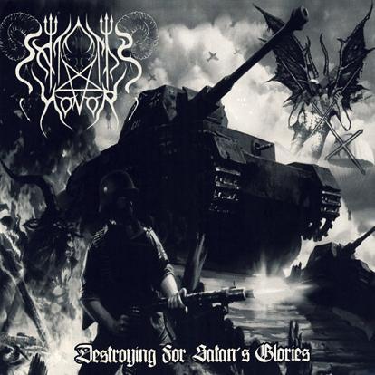 Satanic Honor - Destroying for Satan's Glories