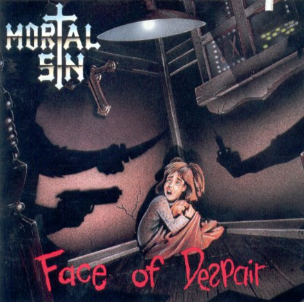 Mortal Sin - Face of Despair
