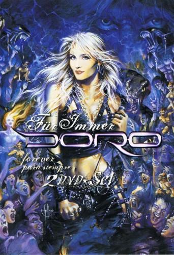 Doro - Für immer, Forever, Para siempre
