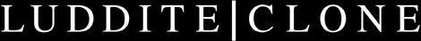 Luddite Clone - Logo