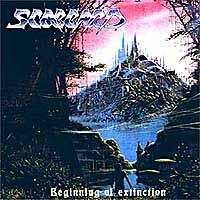 Scabbard - Beginning of Extinction